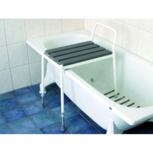 Banc d'accès au bain