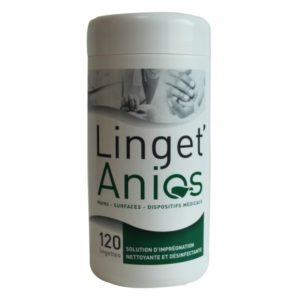 Linget'Anios solution nettoyante et désinfectant